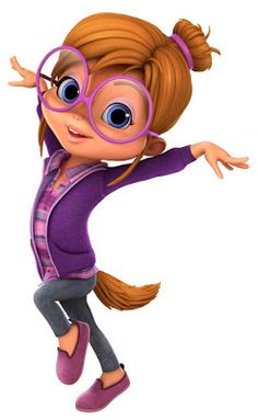 Chipettes Clipart.