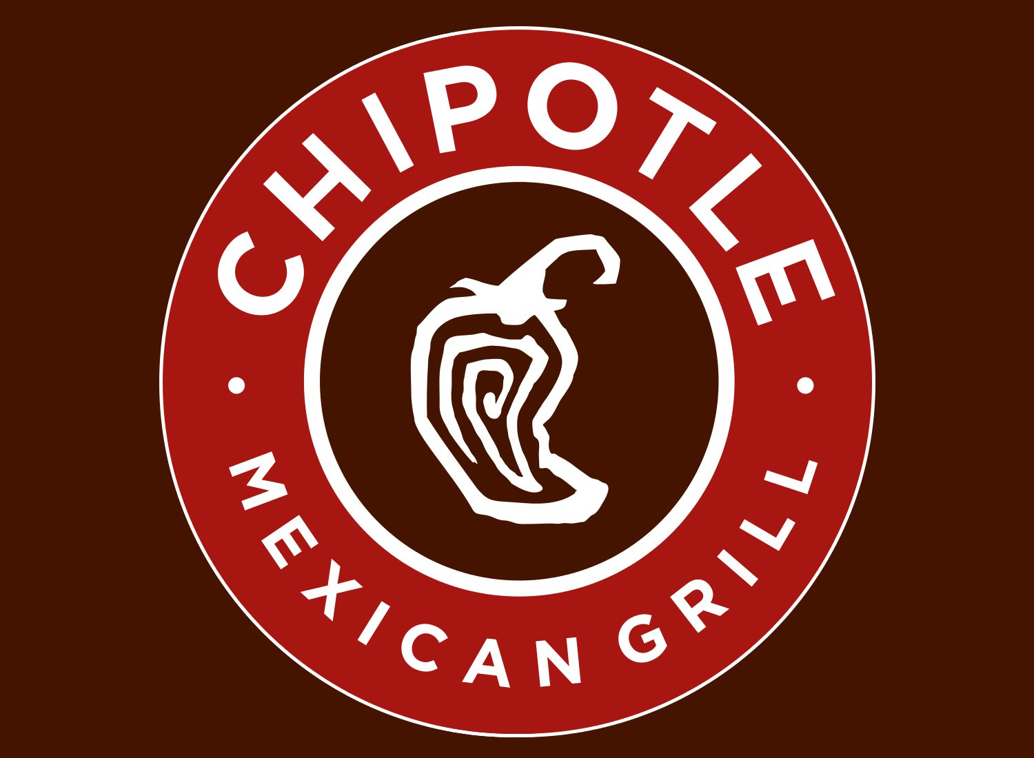 Meaning Chipotle logo and symbol.