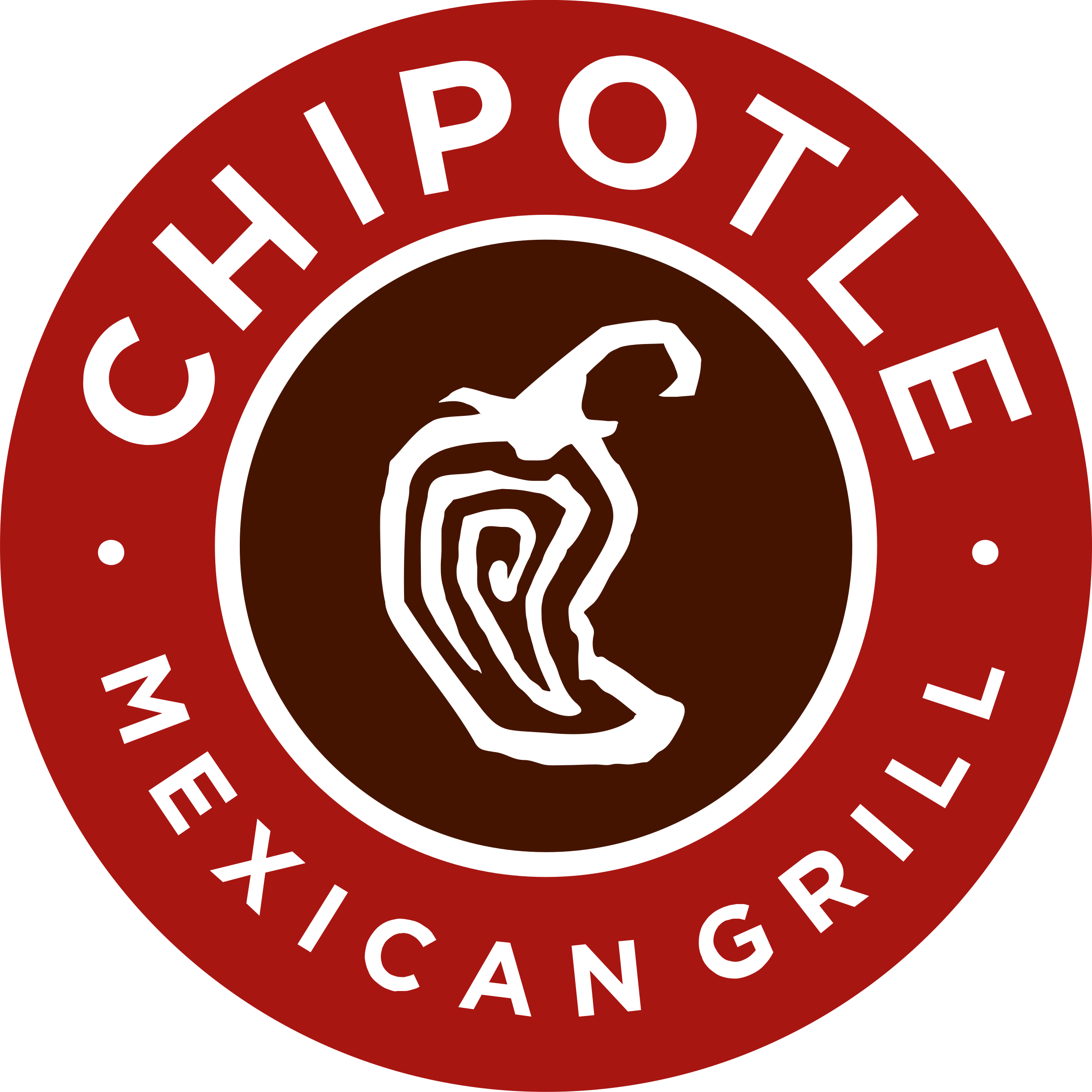 Chipotle Mexican Grill Logo PNG Transparent & SVG Vector.