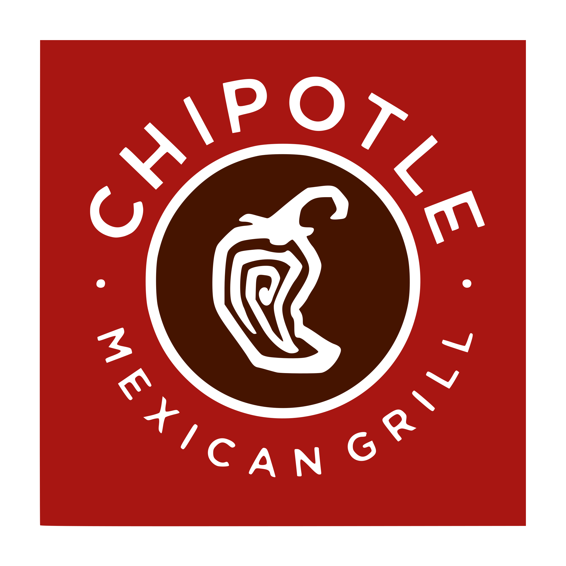 Chipotle Logo PNG Transparent & SVG Vector.