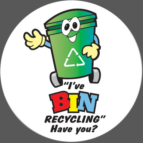 Recycling 101 Let&39s Go Chipper Clipart.