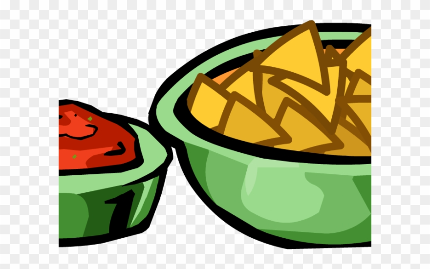 Chips Clipart Salsa Contest.
