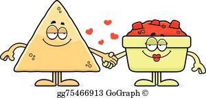 Chips Salsa Clip Art.