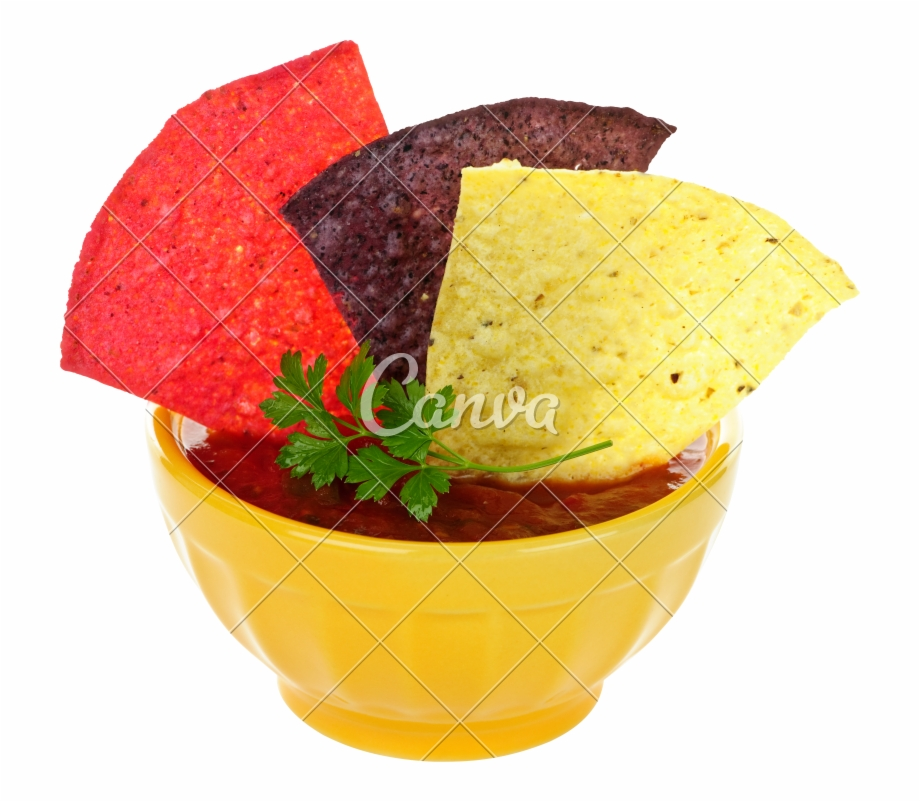 Chips And Salsa Png.