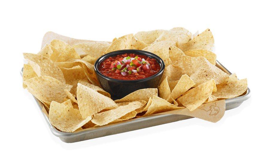 Chips & Salsa.