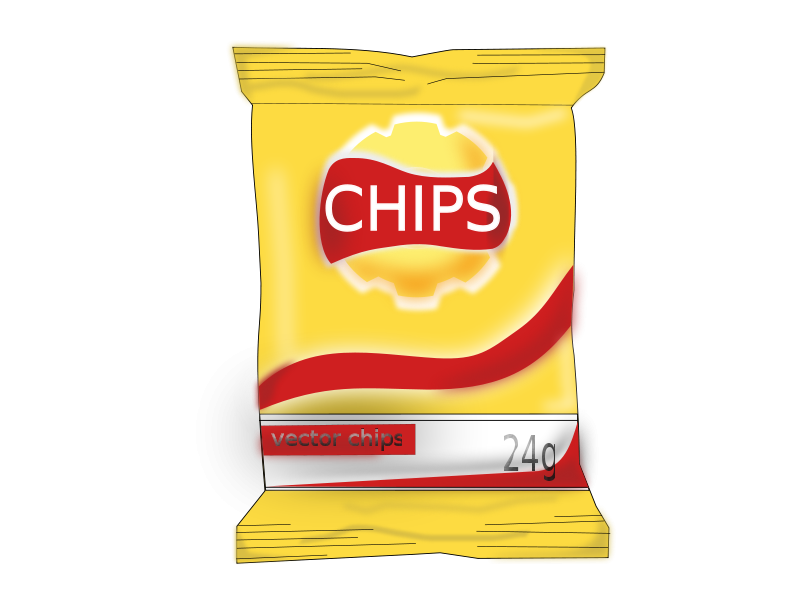 Free Clipart: CHIPS.