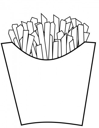 Chips clipart black and white, Chips black and white Transparent.
