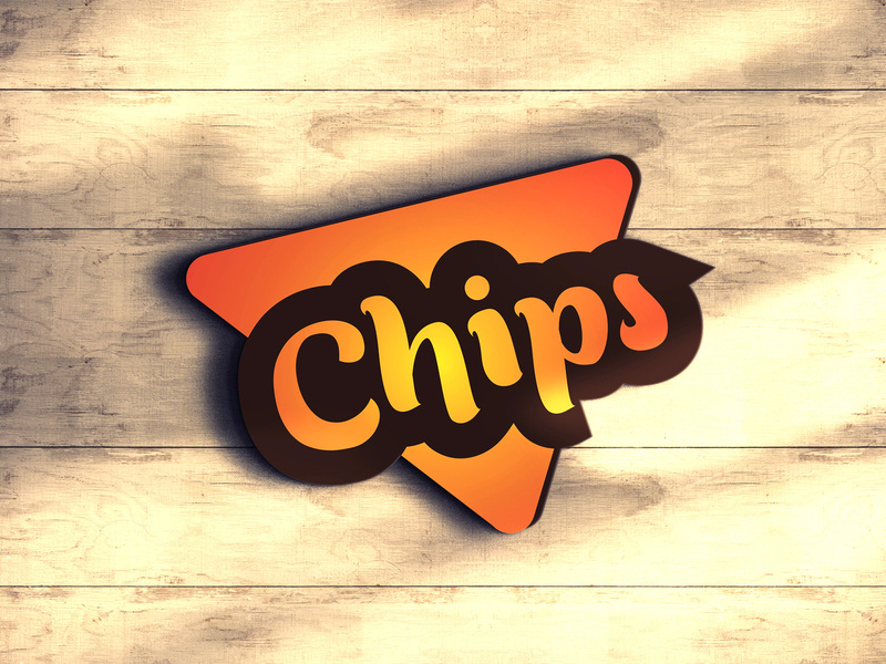 Chips Packet LOGO by Ghosh Designs on Dribbble.