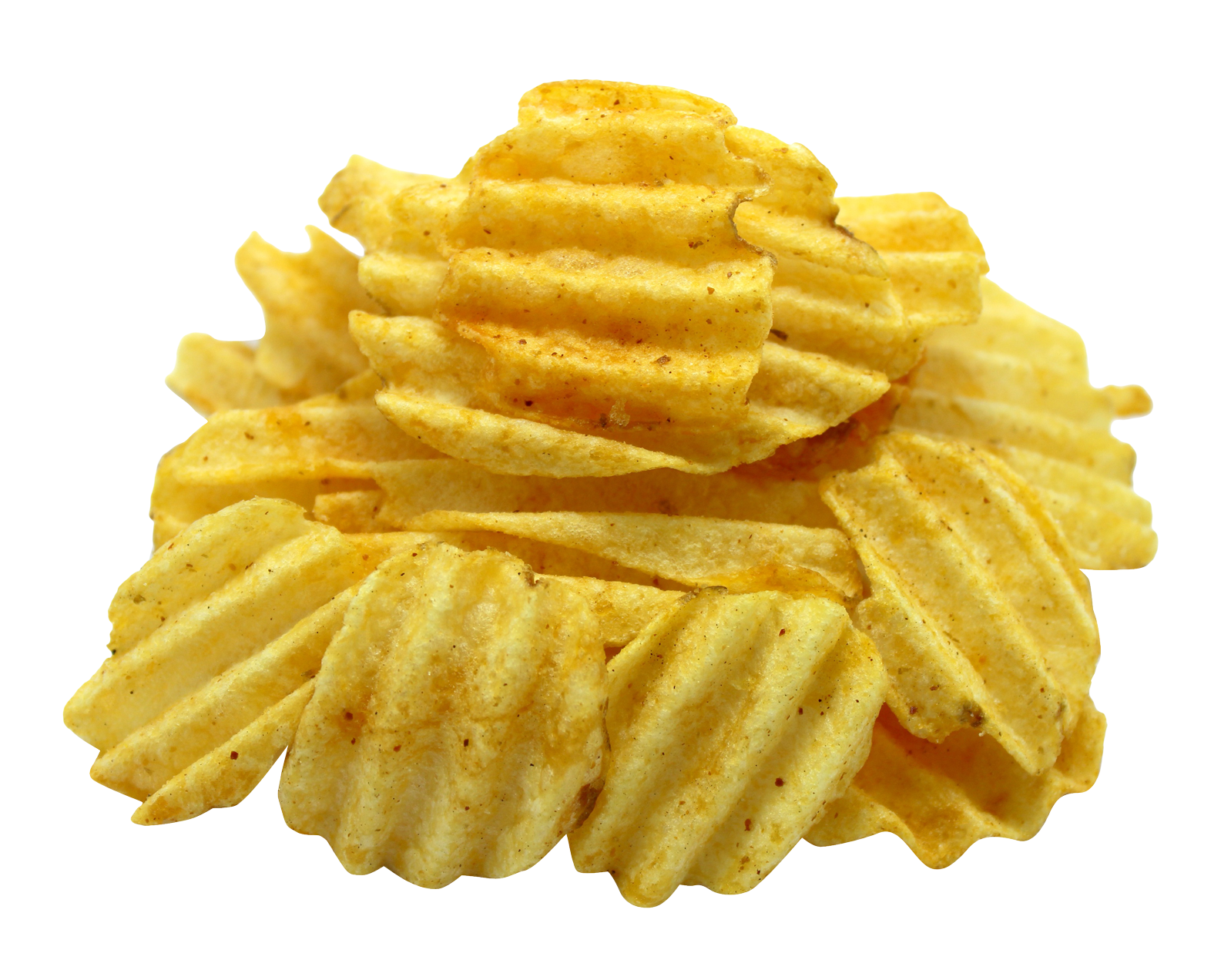 Potato Chips PNG Image.