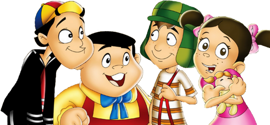 Turma do chaves chiquinha png 5 » PNG Image.