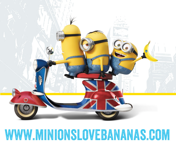 Minion Party Clipart.