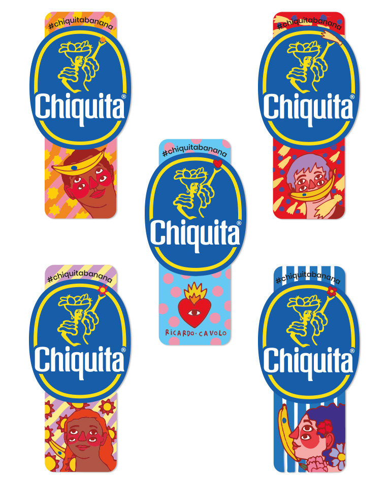 Chiquita by Ricardo Cavolo.