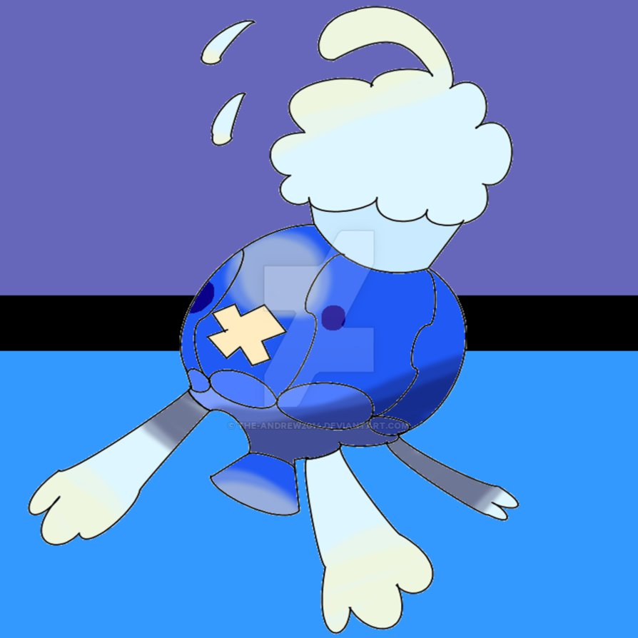 Chirat Form of Drifblim by The.