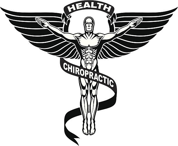 Best Chiropractic Illustrations, Royalty.