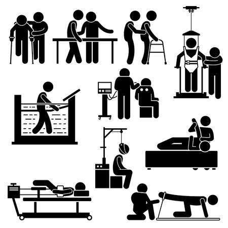 1,090 Chiropractor Cliparts, Stock Vector And Royalty Free.