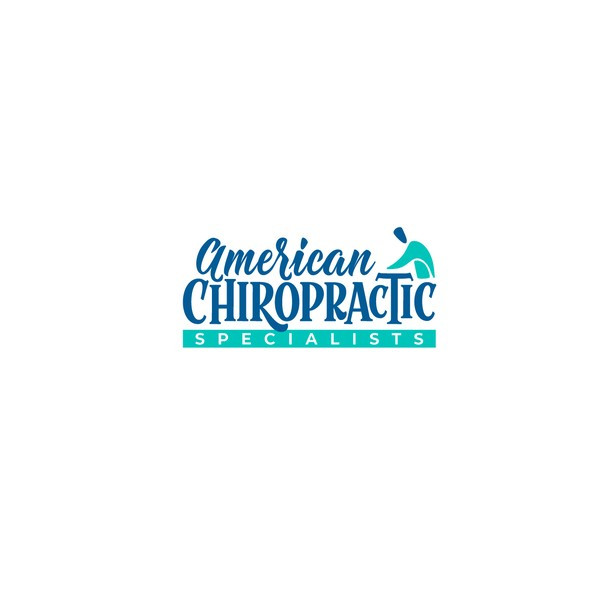 Chiropractic and chiropractor logos: the best chiropractic.
