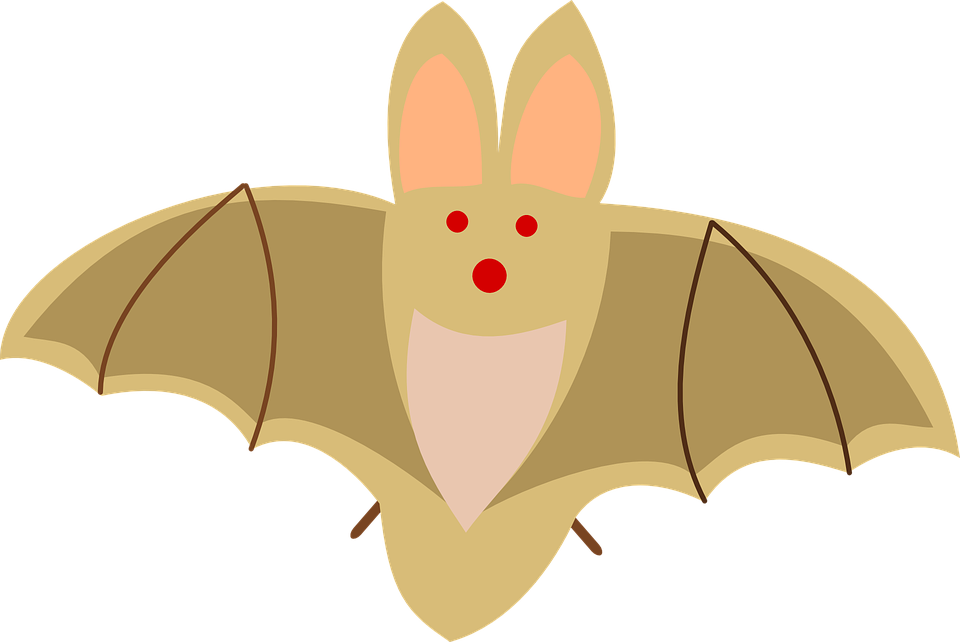 Free vector graphic: Bat, Dracula, Animal, Chiropteran.