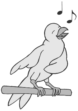 Singing bird clipart 20 free Cliparts | Download images on ... (251 x 358 Pixel)