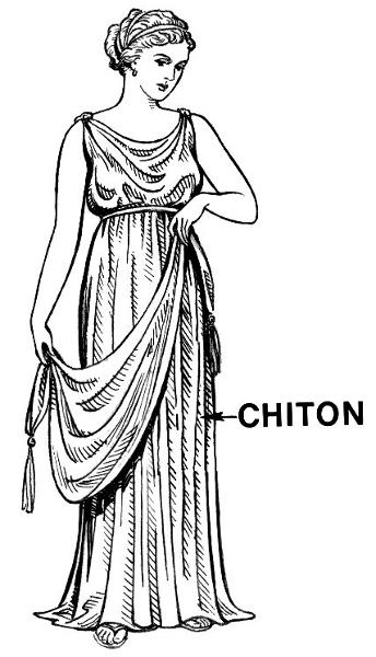 Chiton Clip Art Download.