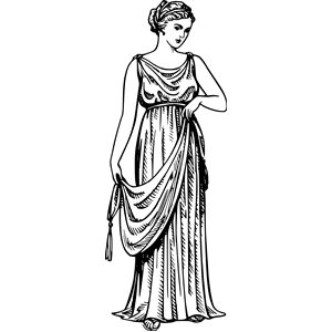 chiton (clothing) clipart, cliparts of chiton (clothing) free.