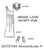Chiton Clipart and Illustration. 12 chiton clip art vector EPS.