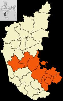 Bangalore division.
