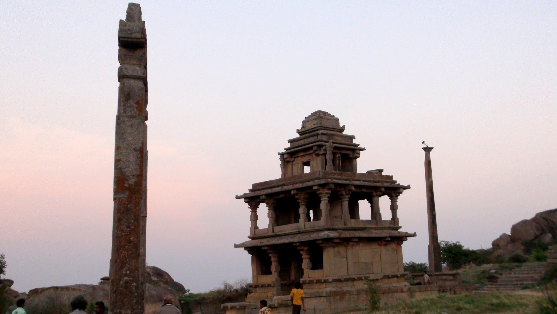 Chitradurga Fort.