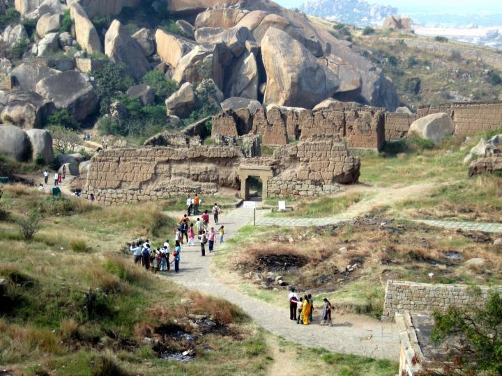 Chitradurga Fort Karnataka.