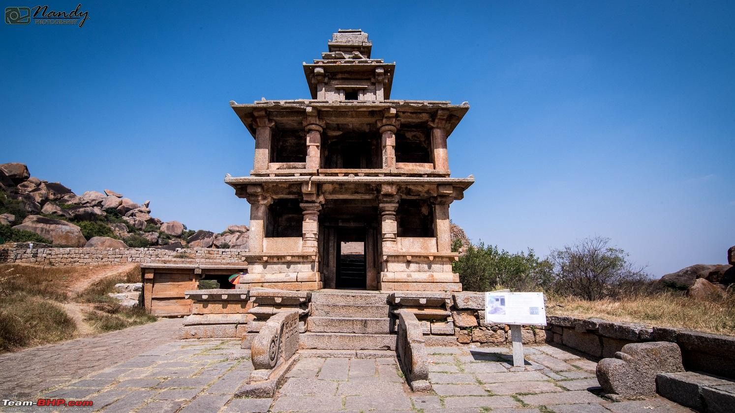 The Chitradurga Fort: Exploring & experiencing this impregnable.
