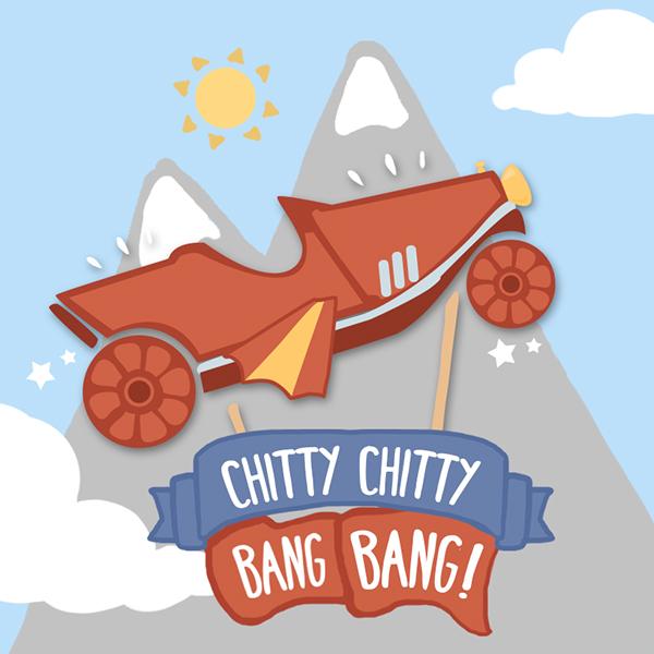Chitty Chitty Bang Bang on Behance.