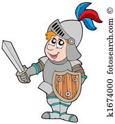 Chivalry Illustrations and Clipart. 303 chivalry royalty free.