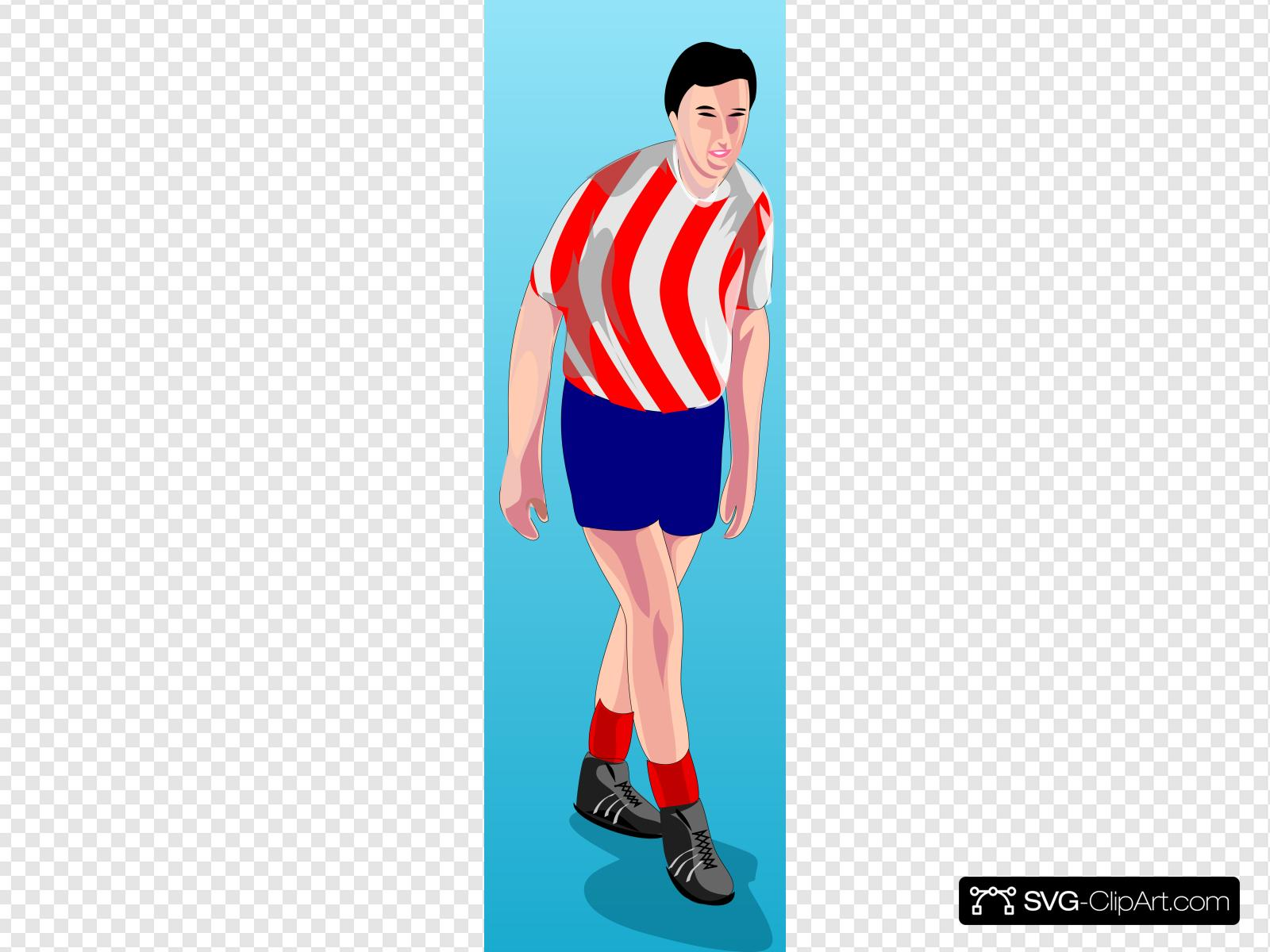 Jugador Chivas Clip art, Icon and SVG.