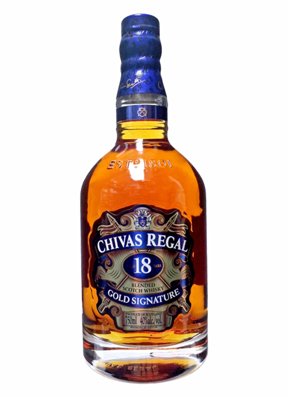 Chivas Regal 18 Yo.