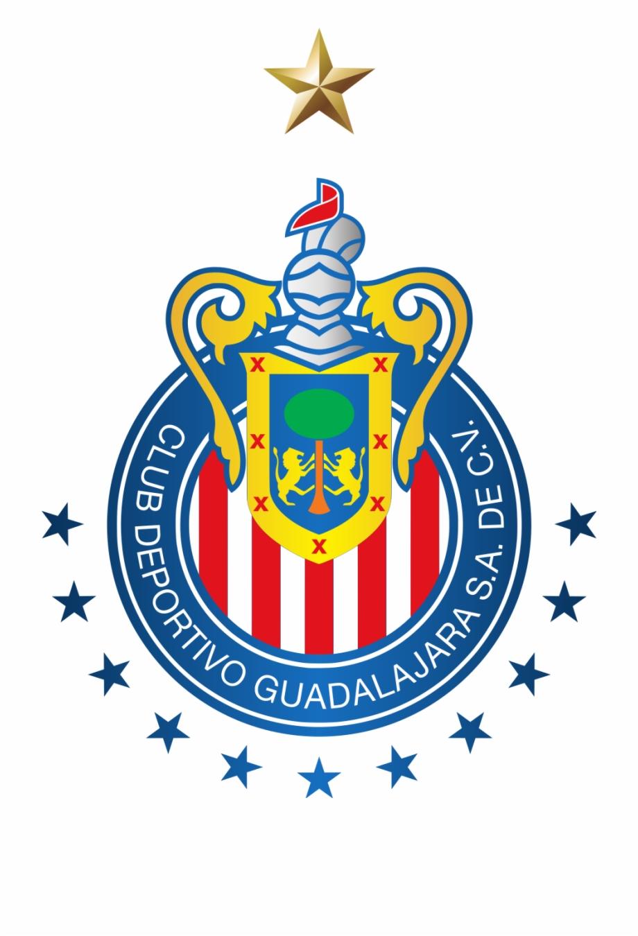 Guadalajara Cd Chivas Png Logo.