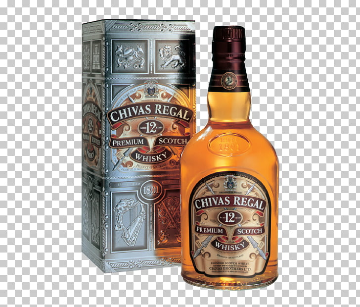Scotch whisky Blended whiskey Chivas Regal Liquor, chivas.