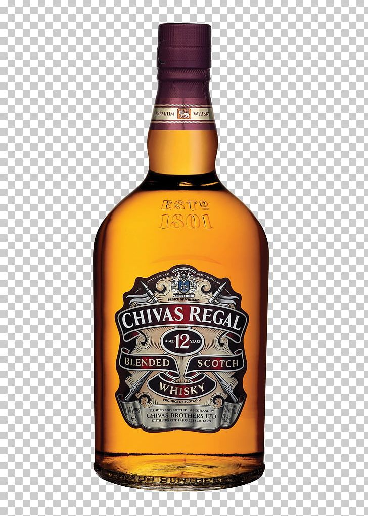 Tennessee Whiskey Scotch Whisky Chivas Regal Blended Whiskey.