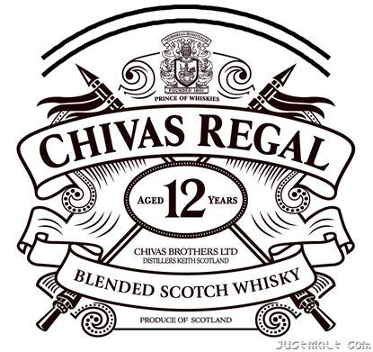 Chivas regal Logos.