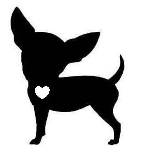 The Top 5 Best Blogs On Clipart Chihuahua #115729.