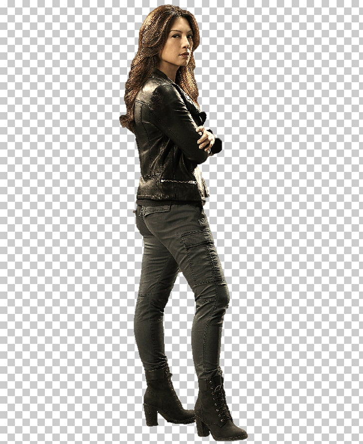 Chloe Bennet Melinda May Phil Coulson Agents of S.H.I.E.L.D..