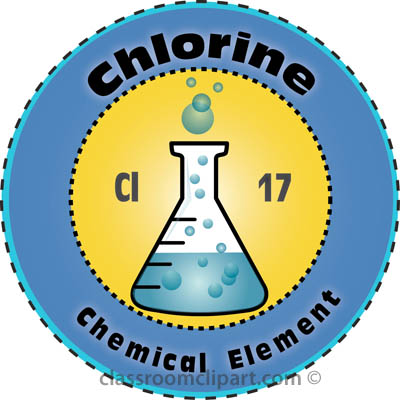 Chlorine 20clipart.