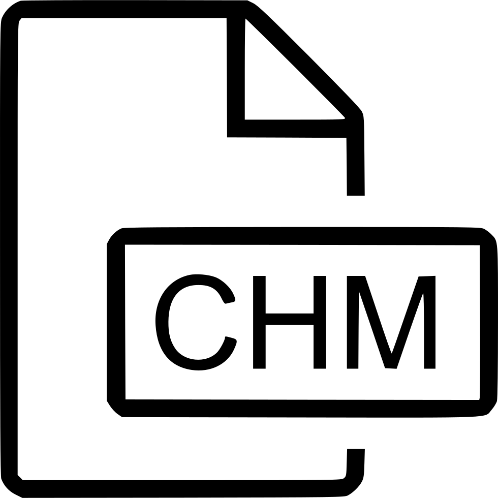 Chm Svg Png Icon Free Download (#487853).
