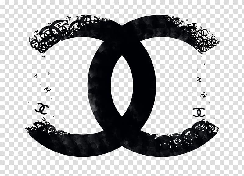Chanel logo illustration, Chanel No. 5 Logo Fashion, Chanel.