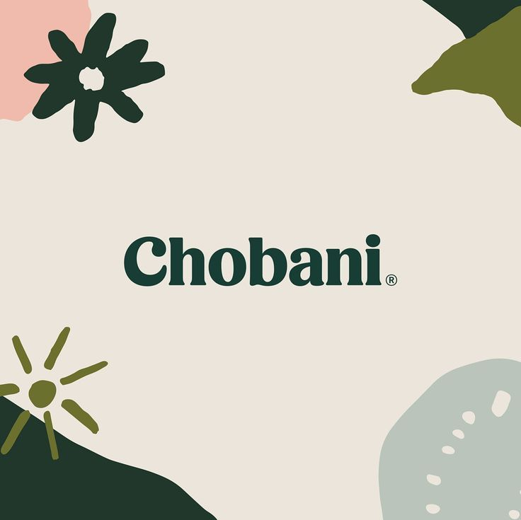 The rebrand and redesign of @chobani\'s packaging, including.