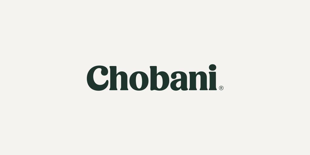 Chobani®.