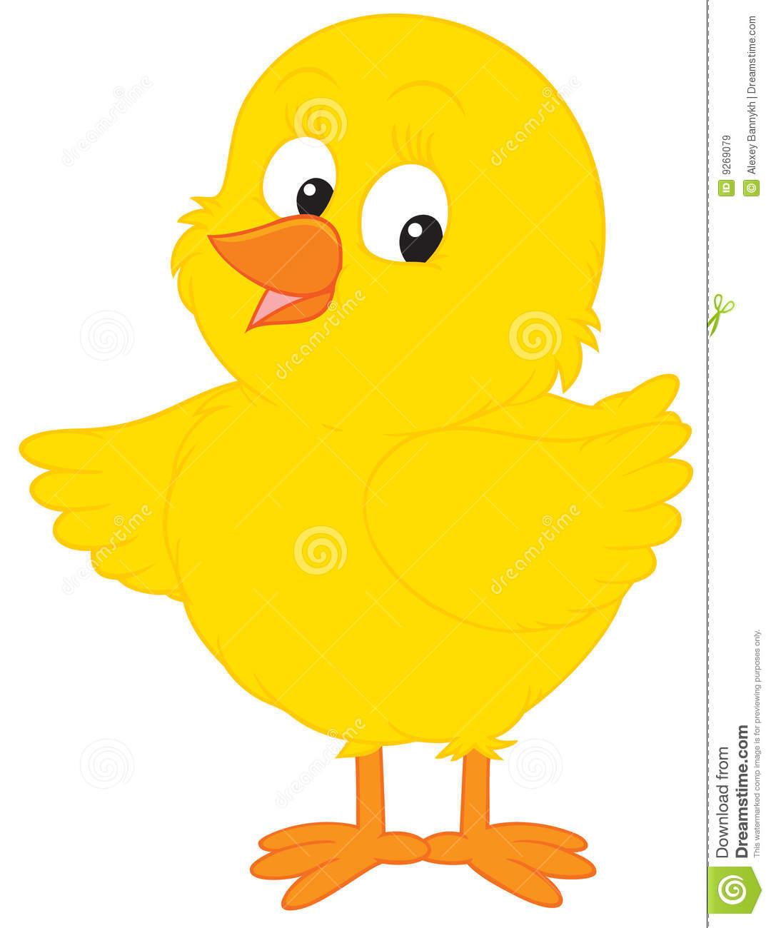 Chicks clip art.