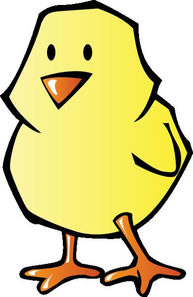 Little Chicks Clipart.