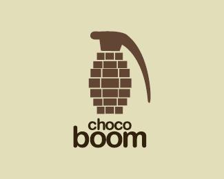 choco boom Designed by igordzn.