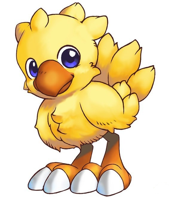 Chocobo screenshots, images and pictures.