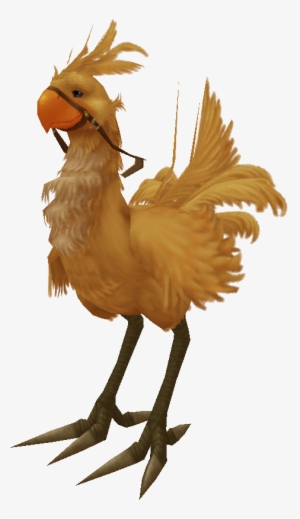 Chocobo PNG Images.
