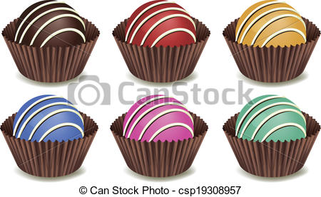 Chocolate balls Vector Clipart Illustrations. 1,166 Chocolate.